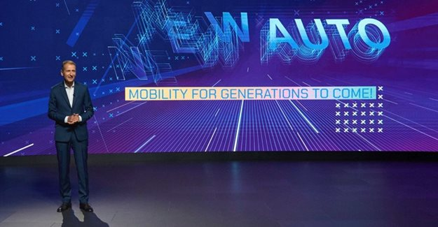 Volkswagen Group's electromobility future